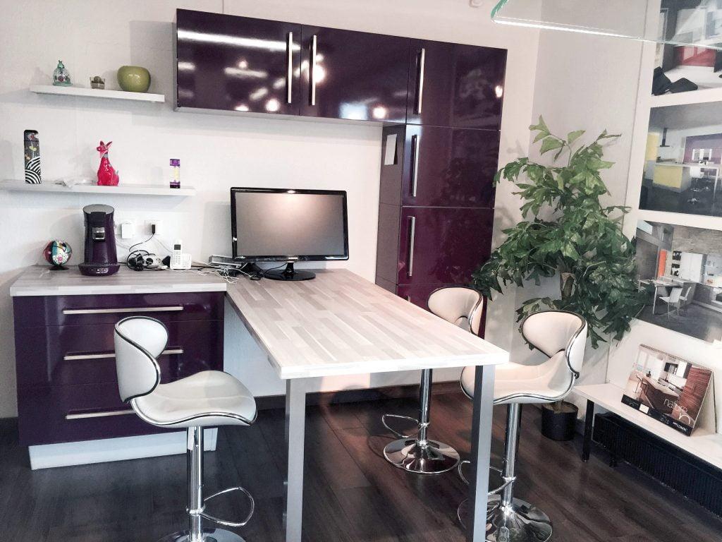 cuisines int gr es idea cuisines aubi re cuisines sur mesure quip es. Black Bedroom Furniture Sets. Home Design Ideas