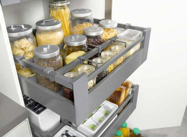 Séparateur tiroir de cuisine