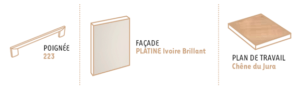 configuration modele platine ivoire